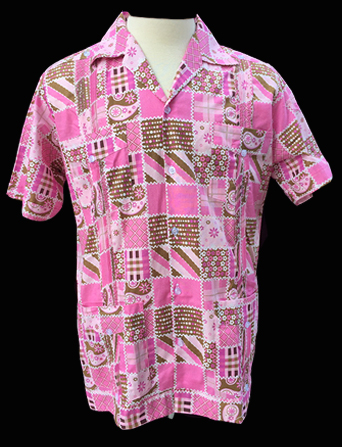 Candy Land-Short Sleeve-Size Medium/38