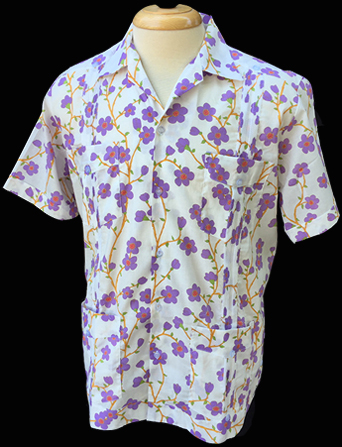 Cherry Blossom-Short Sleeve- Size Medium/38