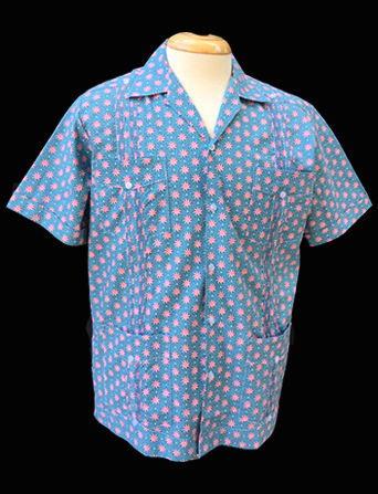 Cool Mint-Short Sleeve-Size Large/40