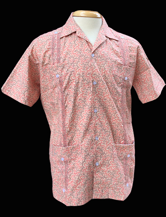 Coral Reef-Short Sleeve-Size Medium/38