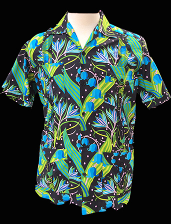 Midnight Crocus-Short Sleeve-Size Medium/38