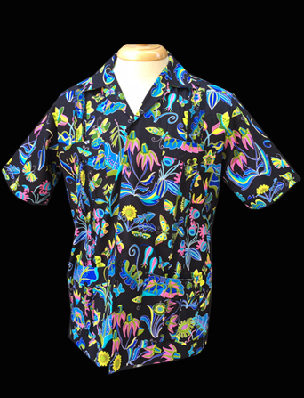 Night Nectar-Short Sleeve-Size X-Large/42`