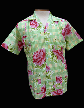 Picnic Party-Short Sleeve-Size Ex-Large/42