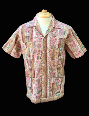 Victorian Cigars-Short Sleeve-Size X-Large/42